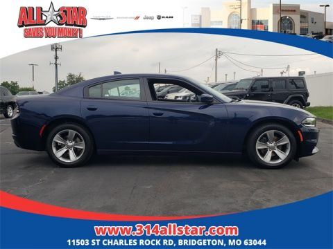 Certified Pre-Owned 2015 Dodge Charger SXT