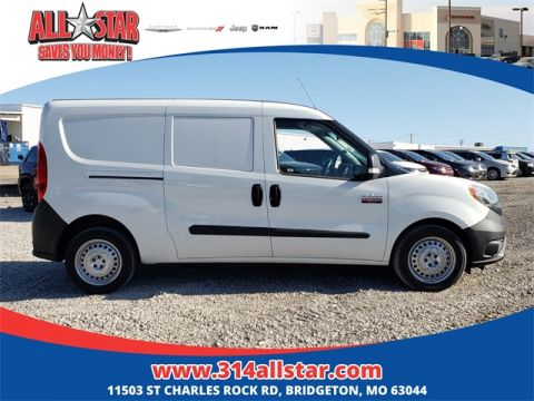 Pre-Owned 2019 Ram ProMaster City Tradesman